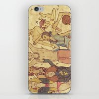 Teen Drama iPhone & iPod Skin