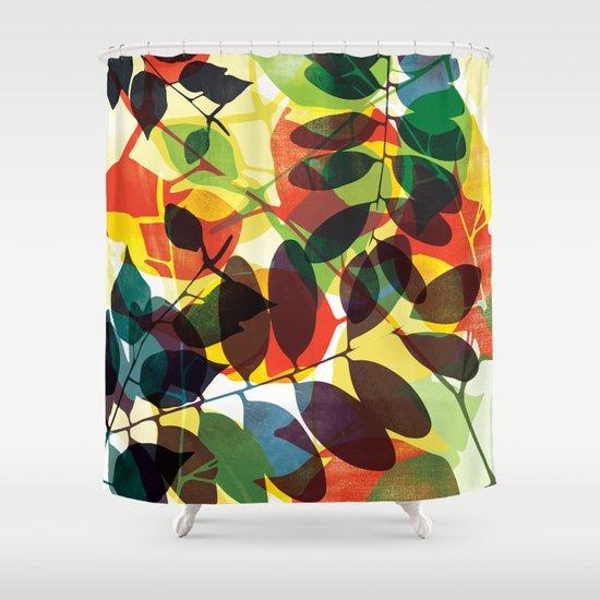 Camino Shower Curtain