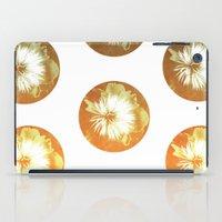 Rusty Circles iPad Case