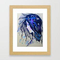 Ruben Framed Art Print