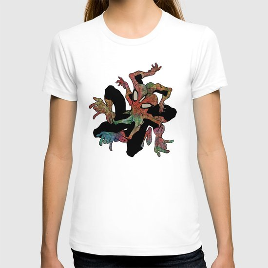 the Spider-man T-shirt