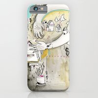 iPhone & iPod Case featuring Monster by Ugly Yellow