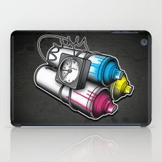 Graffiti Bombing iPad Case