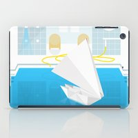 ORIGAMI CATAMARAN iPad Case