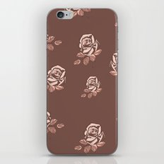 Ditsy Rose iPhone & iPod Skin