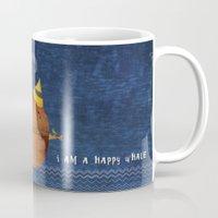 I Am A Happy Whale Mug