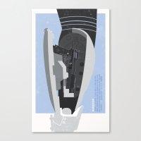 Robocop —Movie Poster Canvas Print