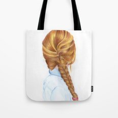 Hair I Tote Bag