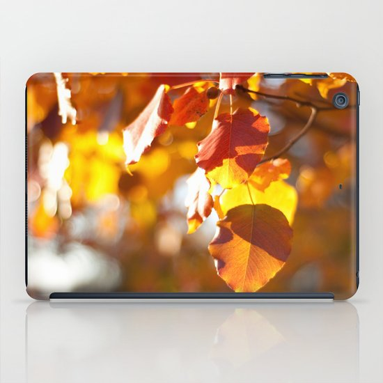 Embers IV iPad Case
