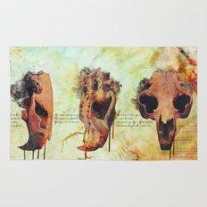 Crânio Dissonia Rug