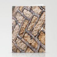 Alley Wall  Stationery Cards