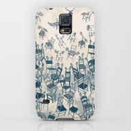 Armchairs And Wingchairs Galaxy S5 Slim Case