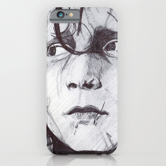 Edward Scissorhands   iPhone & iPod Case