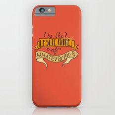 Leslie Knope Slim Case iPhone 6s