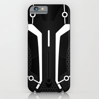 iPhone & iPod Case featuring Tron Legacy, Sam Flynn by C Rhodes Design