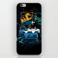 Midnight Crisis iPhone & iPod Skin