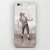 Champ iPhone & iPod Skin