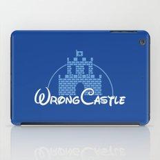 Wrong Castle iPad Case