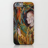 iPhone & iPod Case featuring GUIDED BY THE UNIVERSE by MichaelaM
