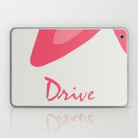 Drive - Movie Poster Laptop & iPad Skin