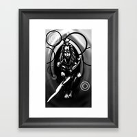 The TechMother Framed Art Print