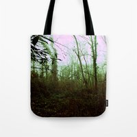 Into The Woods. Tote Bag