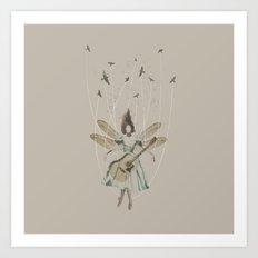 lilith's affair Art Print