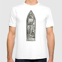 SoUL I. Mens Fitted Tee White SMALL