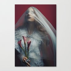 Queen Witch Canvas Print