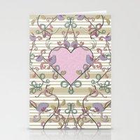 Vintage Summer Love Stationery Cards
