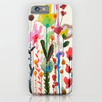 iPhone & iPod Case featuring viva by sylvie demers