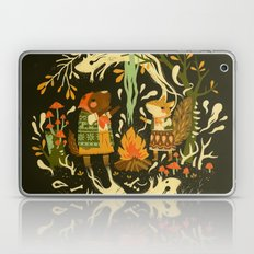 Animal Chants & Forest W… Laptop & iPad Skin