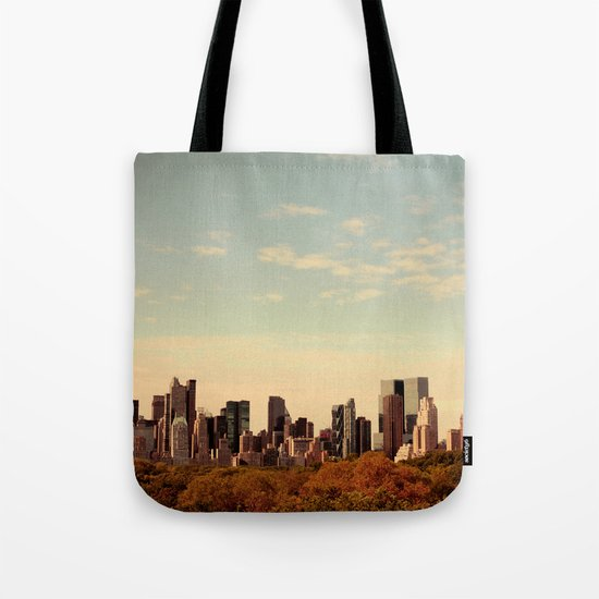 Skyline #1  Tote Bag