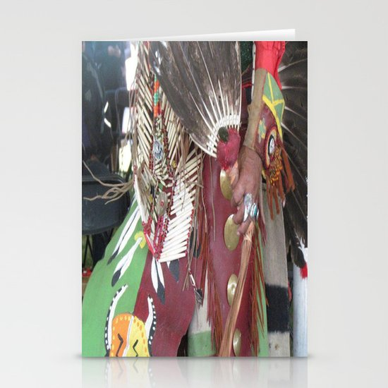 Native Stationery Card