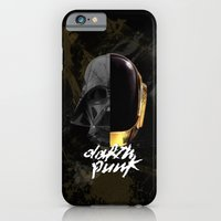 iPhone & iPod Case featuring Darth Punk by Roboz
