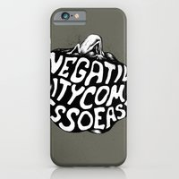 Negativity Comes So Easy iPhone 6 Slim Case