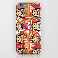 Mexican Dolls iPhone 6 Slim Case