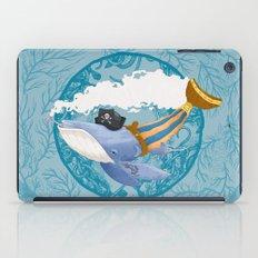 Ballena Pirata iPad Case
