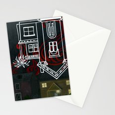 Hell's Paradise (no text) Stationery Cards