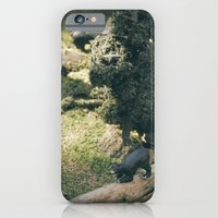 Temporary Happiness part 2 bear iPhone 6 Slim Case