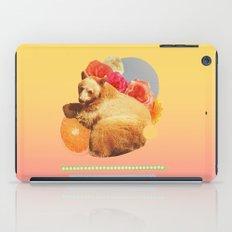 in the warm july sun iPad Case