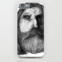 iPhone & iPod Case featuring Stoner by Attila Hegedus
