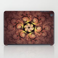 Little Pink Swirls iPad Case