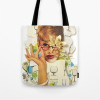 Blaise | Collage Tote Bag