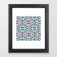Geometric #5 Framed Art Print