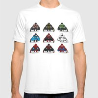 Spider-man - The Year of the Costumes Mens Fitted Tee White SMALL