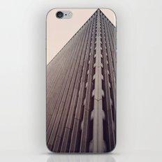 exoskeleton iPhone & iPod Skin