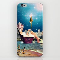 Thetis iPhone & iPod Skin