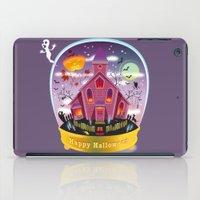 Happy Halloween! iPad Case
