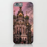 Savior On The Spilled Bl… iPhone 6 Slim Case